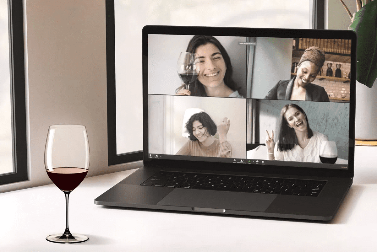 Virtual Winetasting